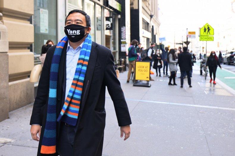Andrew Yang, New York City