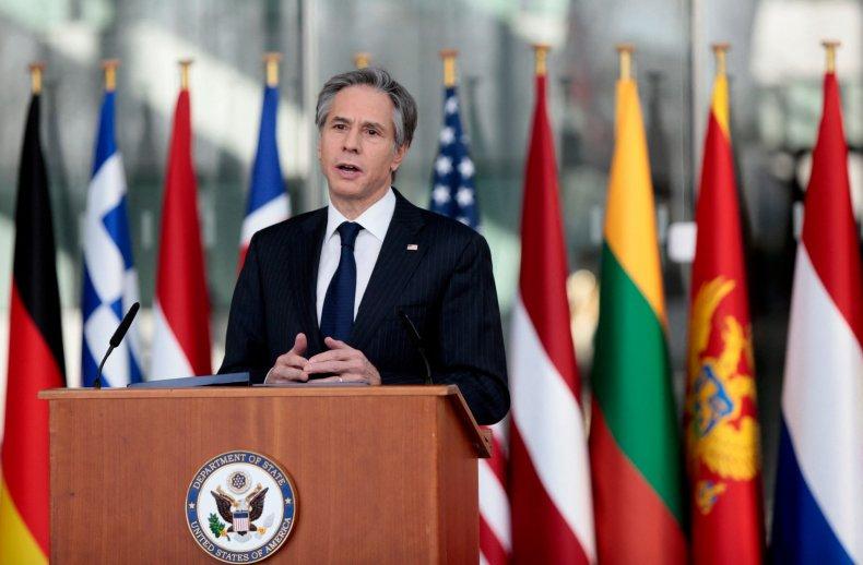 Antony Blinken, Secretary of State