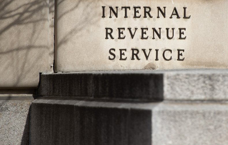 IRS building in Washington, D.C. 2019