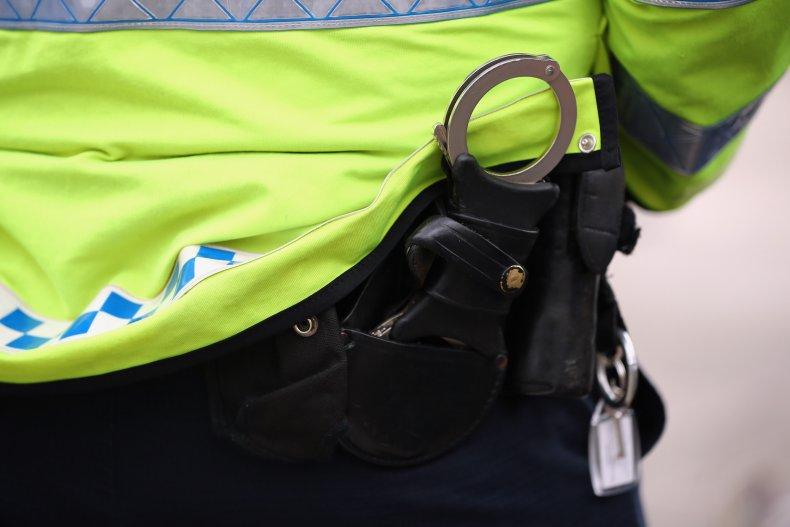 Police officer's belt