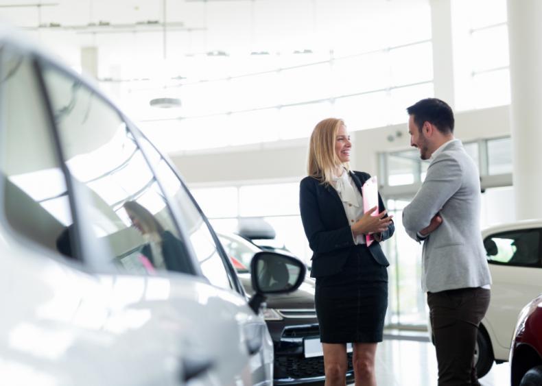 #14. Car salespeople