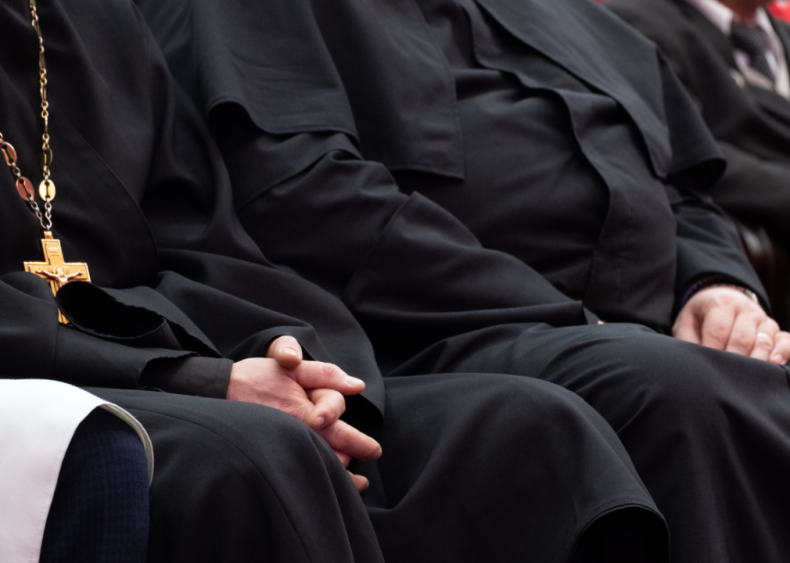 #7. Clergy