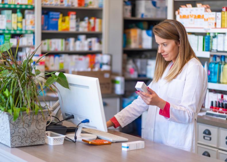 #4. Pharmacists