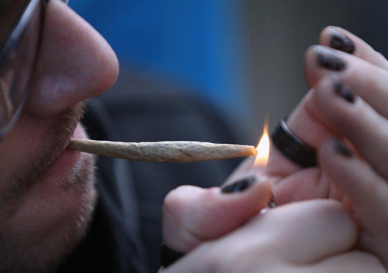 marijuana weed smoke new york