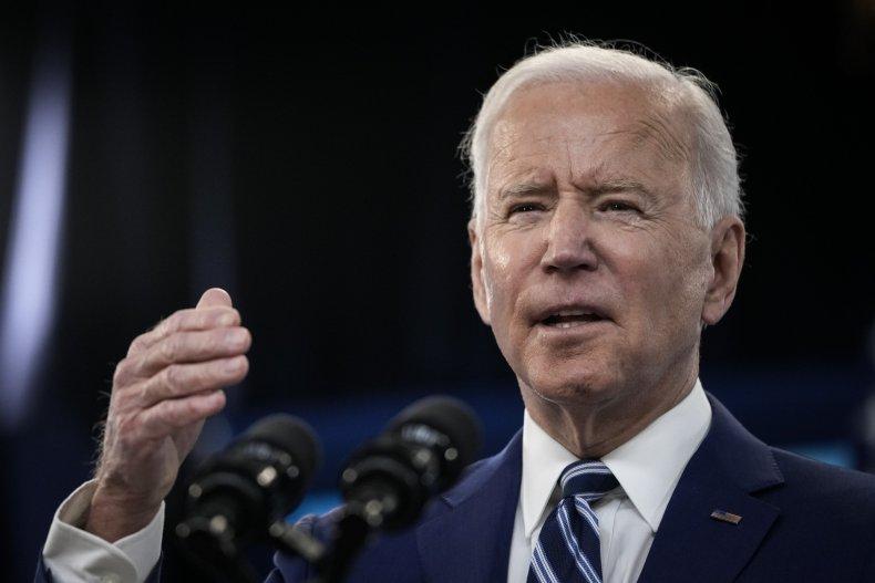 Joe Biden infrastructure overhaul proposal