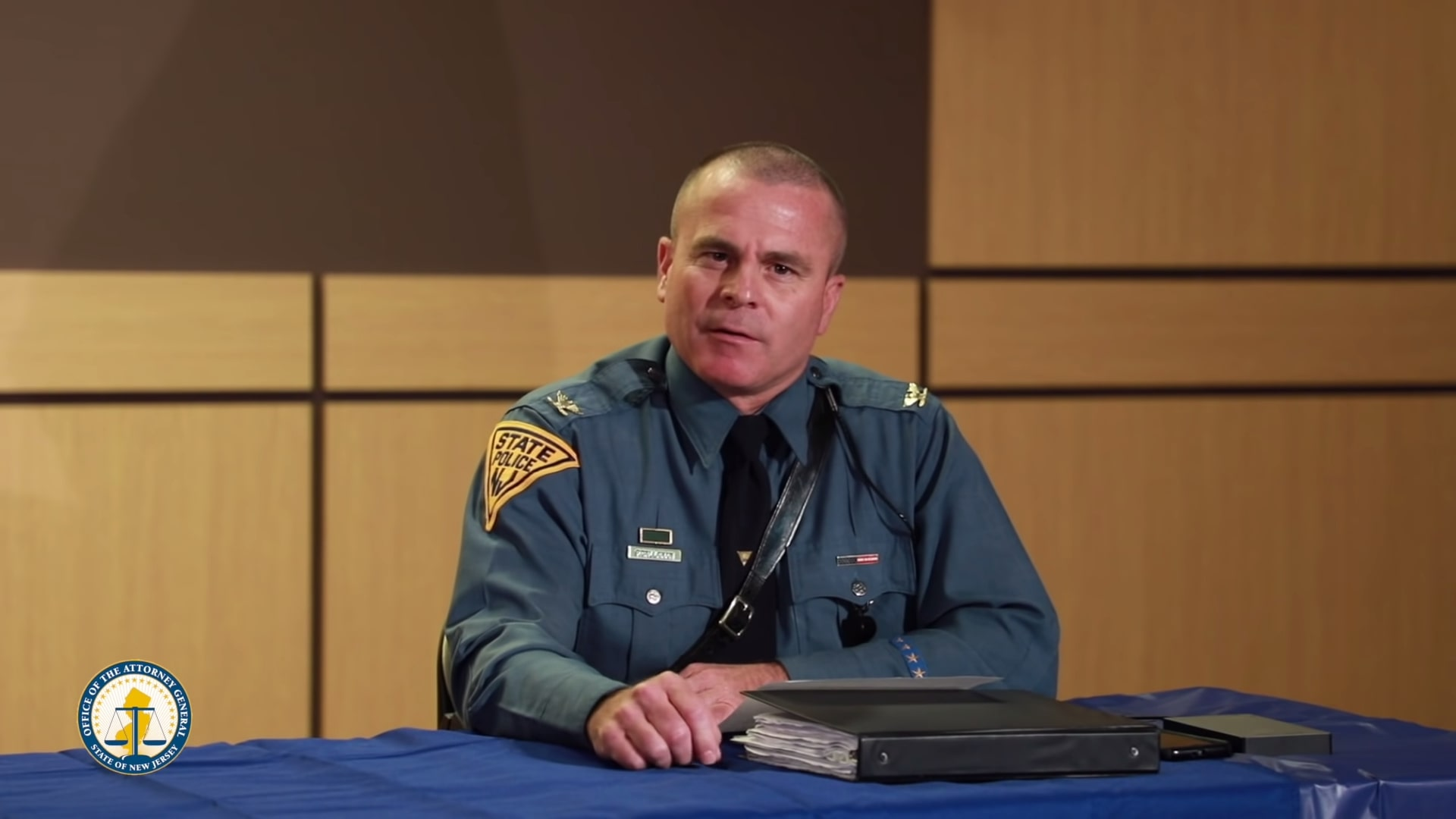 Top New Jersey State Cop Faces New Criticism Over Report on Diner Meeting