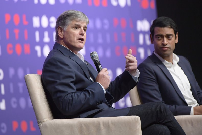 Sean Hannity Speaks at Politicon 2019