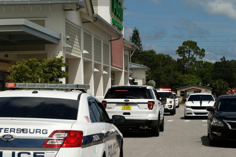 St. Petersburg Police Florida