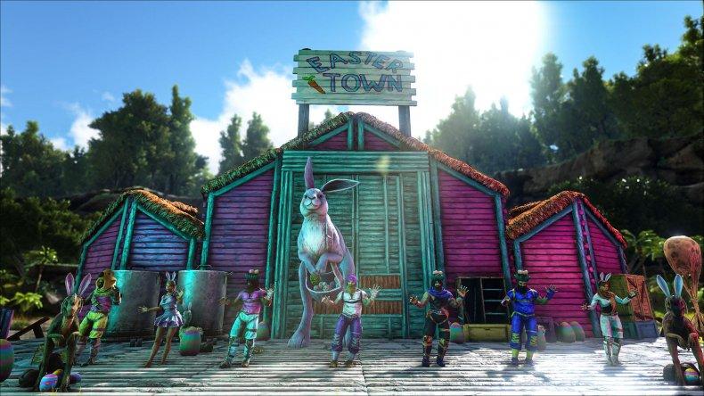 ark eggcellent adventure 6 skins