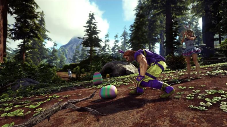 ark eggcellent adventure 6 eggs