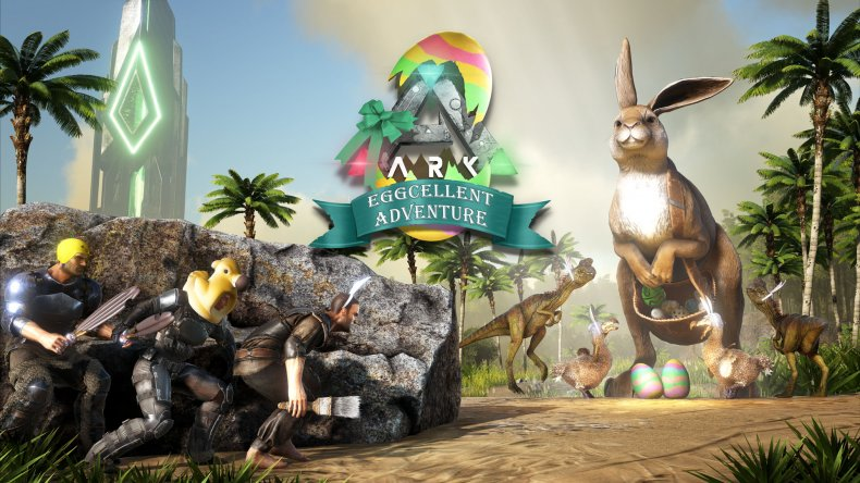 ark eggcellent adventure 6 guide head