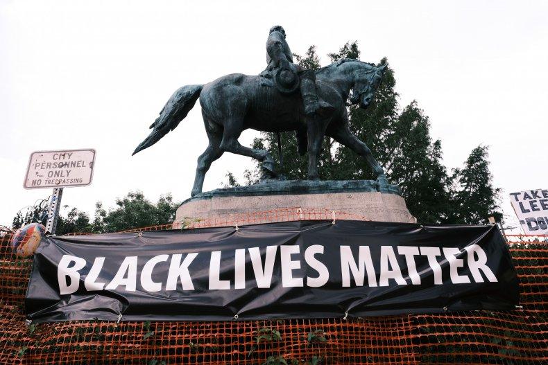 Charlottesville, Confederate statue, Black Lives Matter