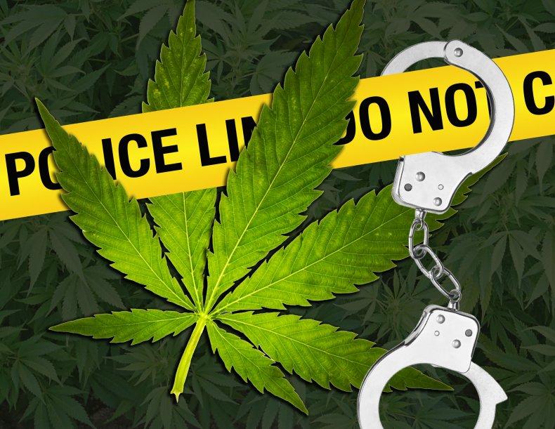 Marvin Scott police death Texas marijuana weed