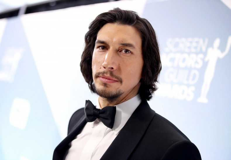 Adam Driver at SAG Awards