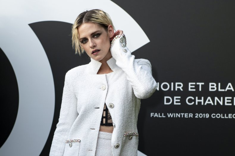 Kristen Stewart at Chanel event