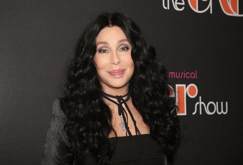 Cher was mocked over her tweet