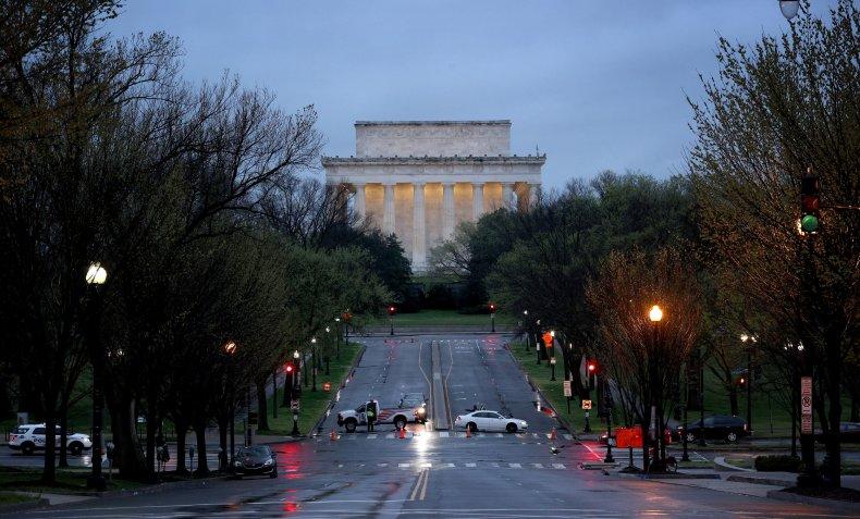Washington, D.C. March 2020