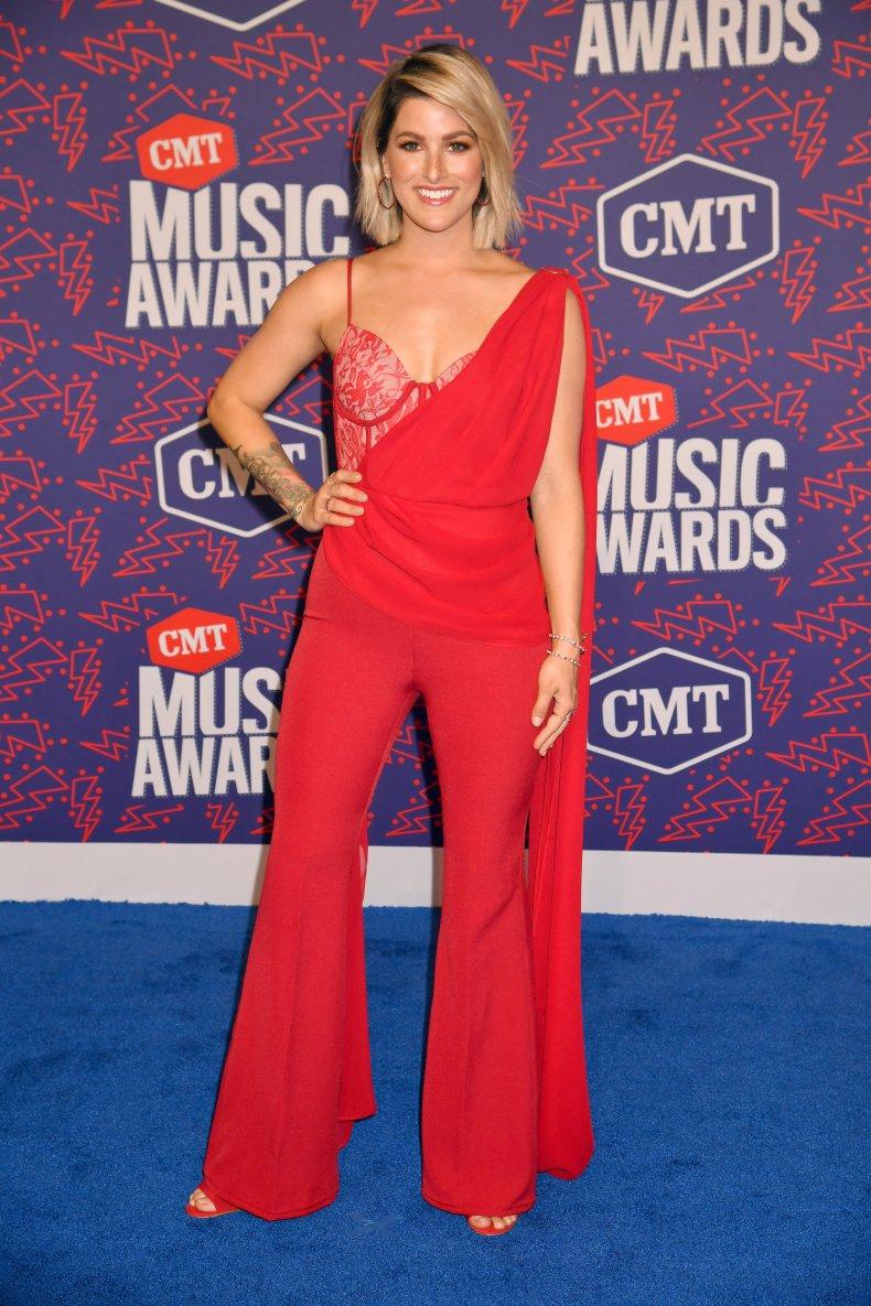 Cassadee Pope at CMT Music Awards