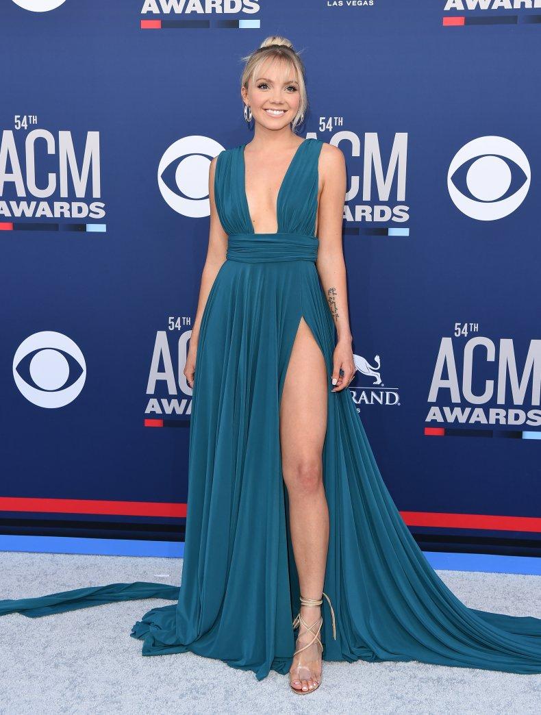 Danielle Bradbery at Country Music Awards