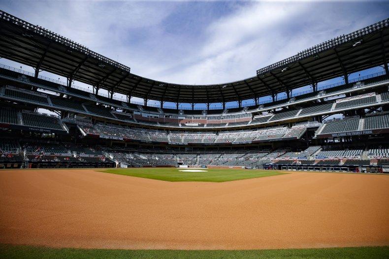 Truist Park, Atlanta, MLB