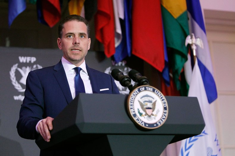 Hunter Biden, Joe Biden, Ukraine