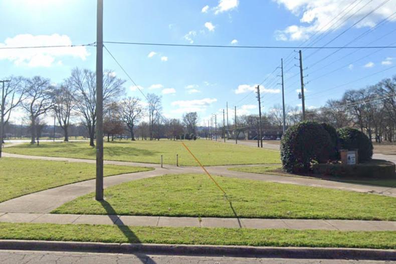 Patton Park in Birmingham, AL