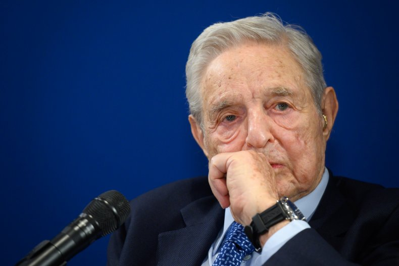 George Soros South Africa
