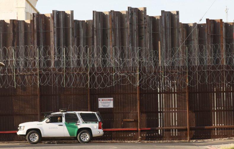 Border Patrol arrests