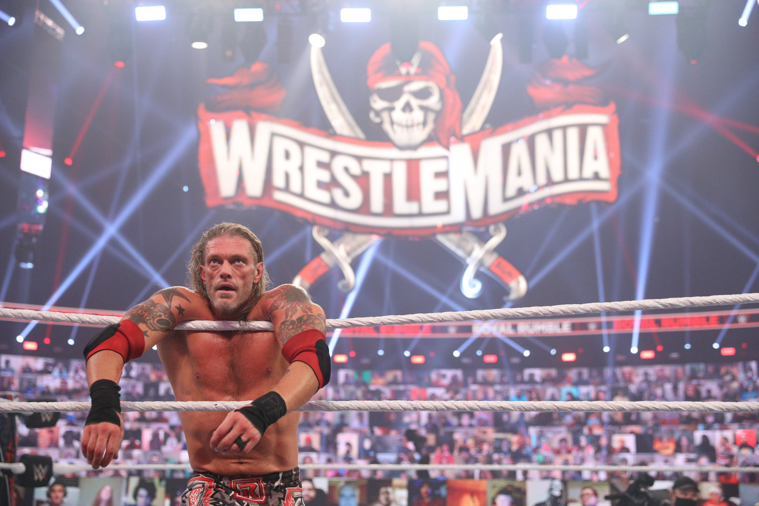 WrestleMania 37: 10 Years After Retirement, Edge Returns and Resurrects the Rated R Superstar