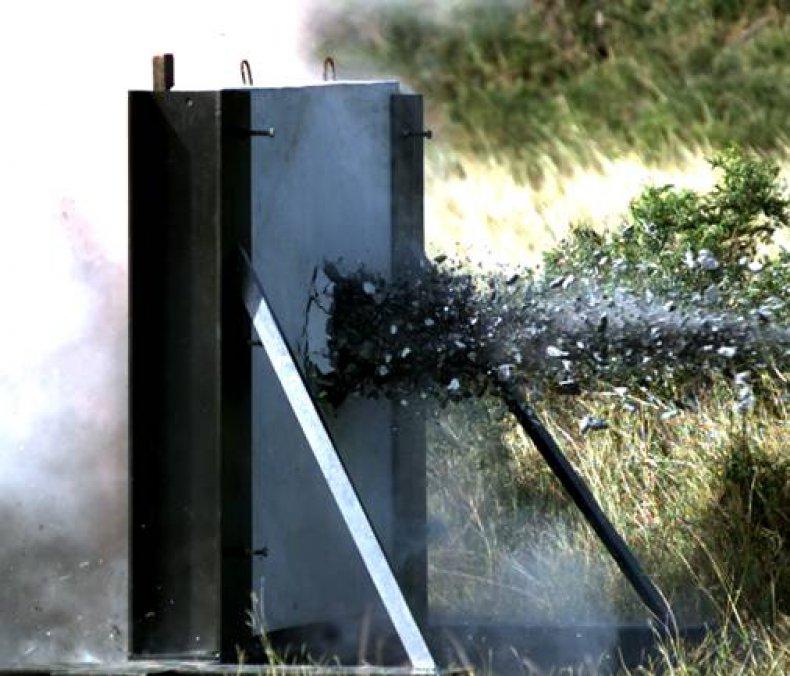 Taiwan Tests Domestically Produced Anti-Tank Rocket