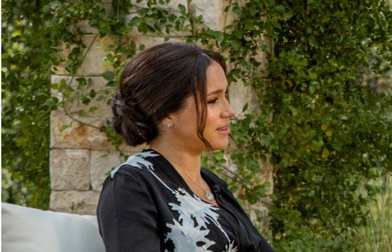 Meghan Markle Interviewed by Oprah Winfrey