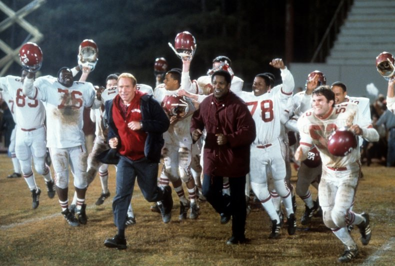 Remember the Titans football team racist slurs