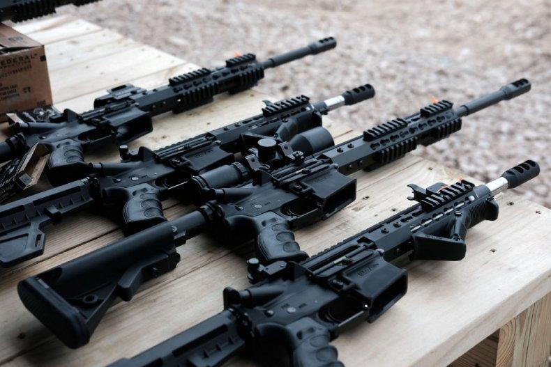 AR-15 Rifles Pennsylvania