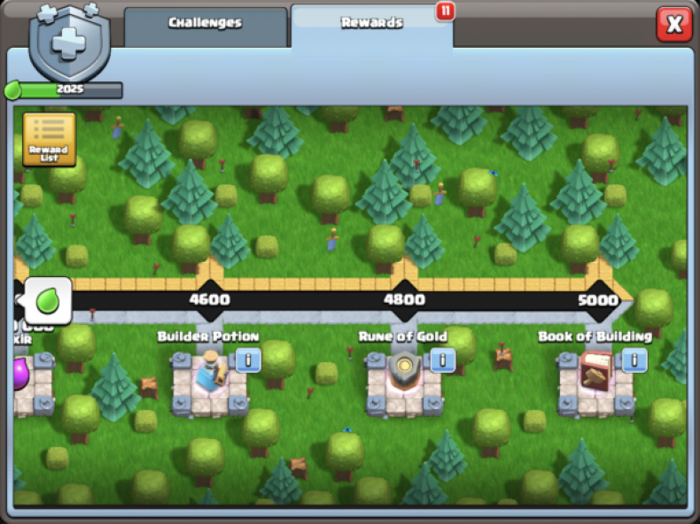 clash of clans th 14 starter challenges