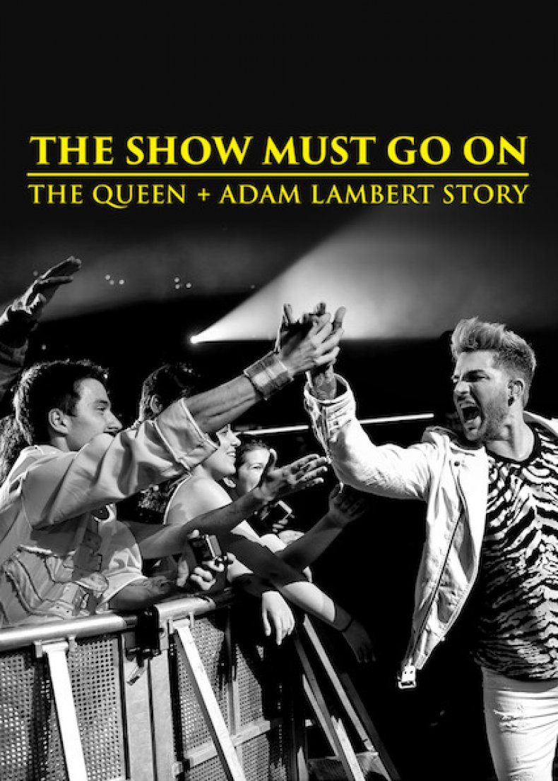 The Show Must Go On: The Queen