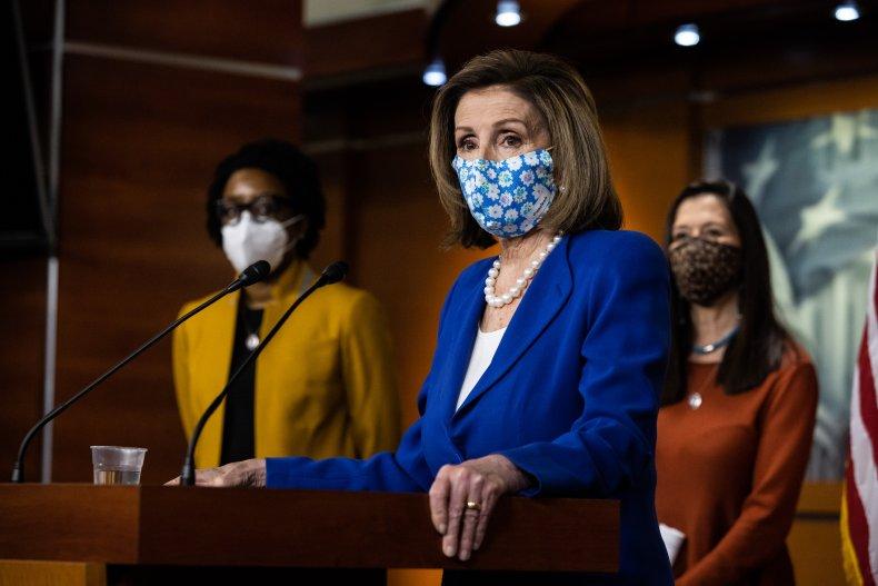 Nancy Pelosi, House Speaker, Immigration