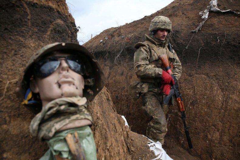 Ukraine, Vanguard, Streak, Conflict, Soldier, Russia