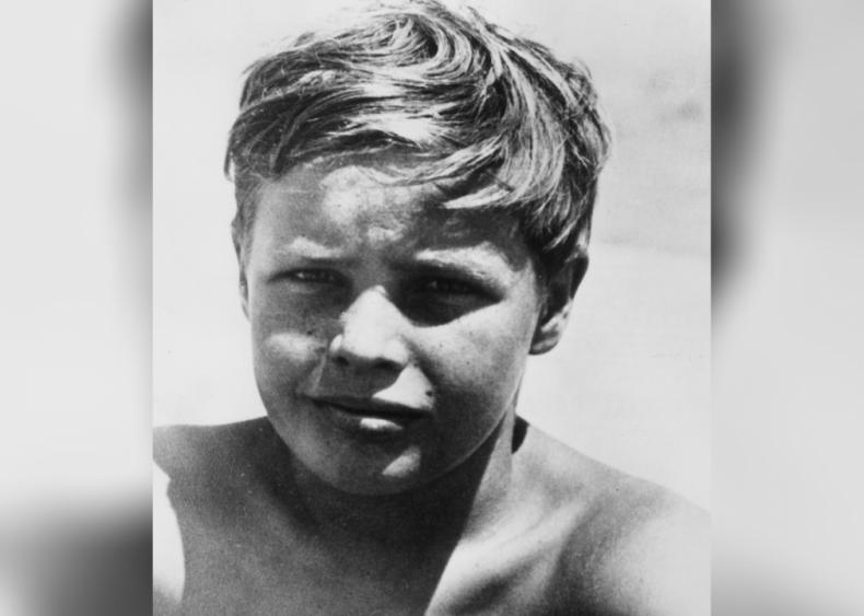 1920s: Brando's childhood and family life