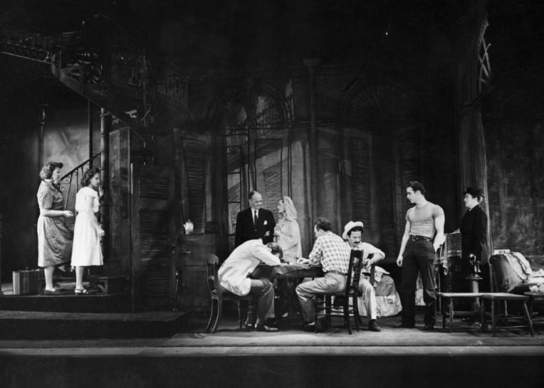 1940s: Star performances on Broadway