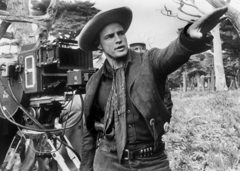 1961: One and only turn as director