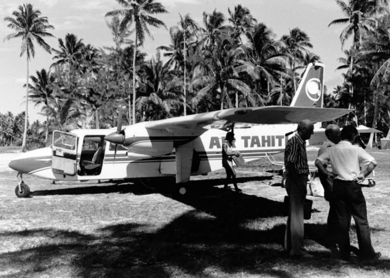 1966: Buying a Tahitian paradise