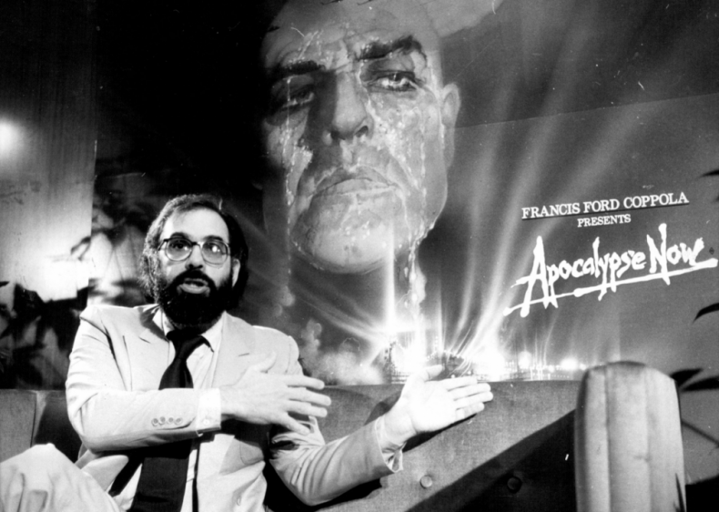 """1979: Clashing over appearance in """"Apocalypse Now"""""""