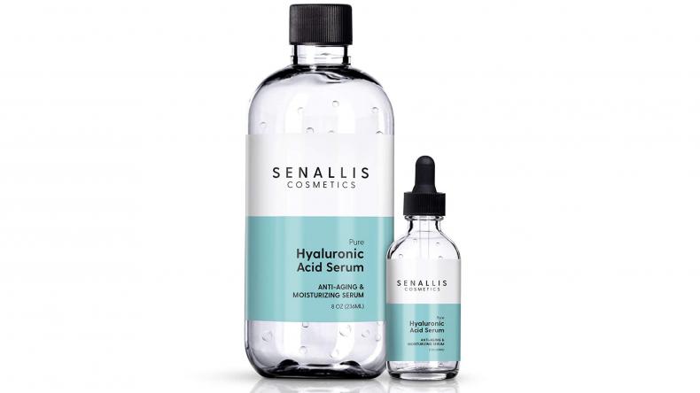SenAllis Cosmetics Hyaluronic Acid Serum