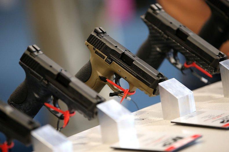 Handguns in Nashville, Tennessee