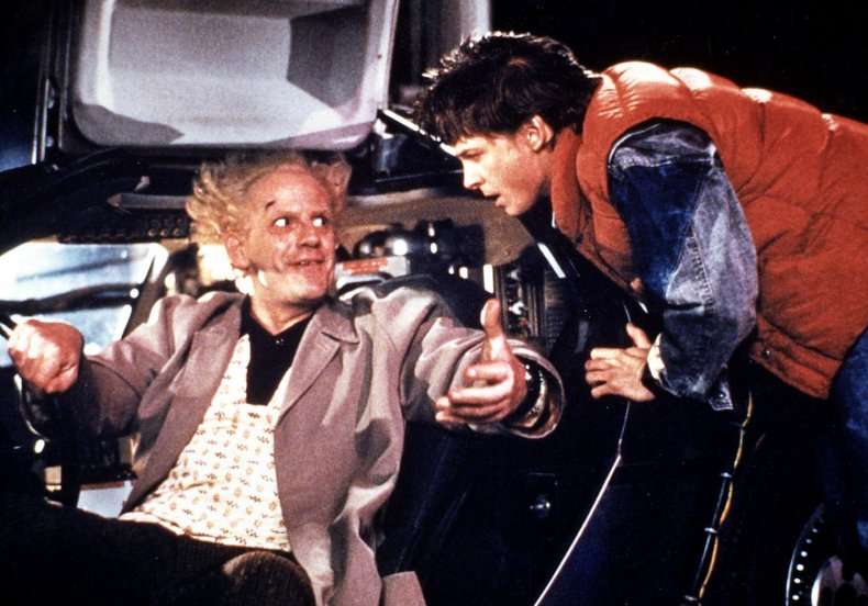 Marty & Doc; Back To The Future