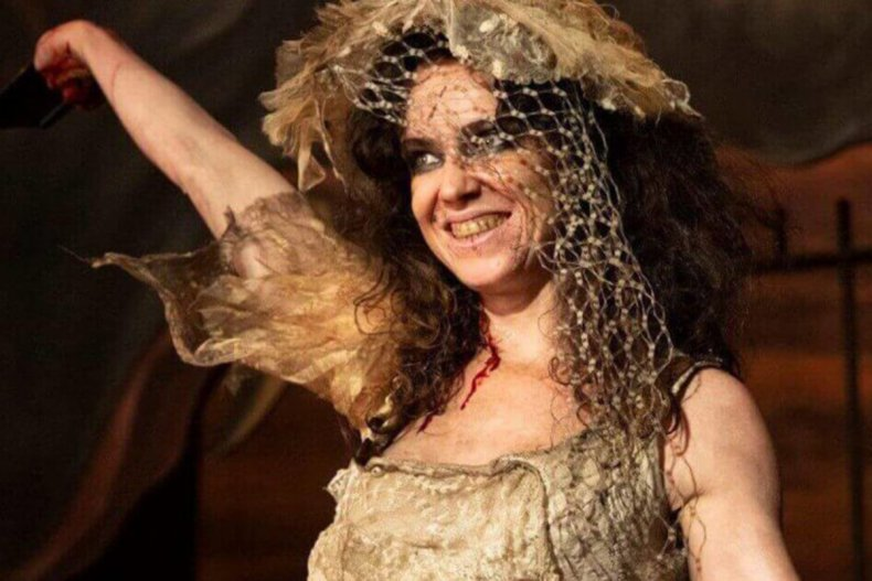 amy manson the nevers