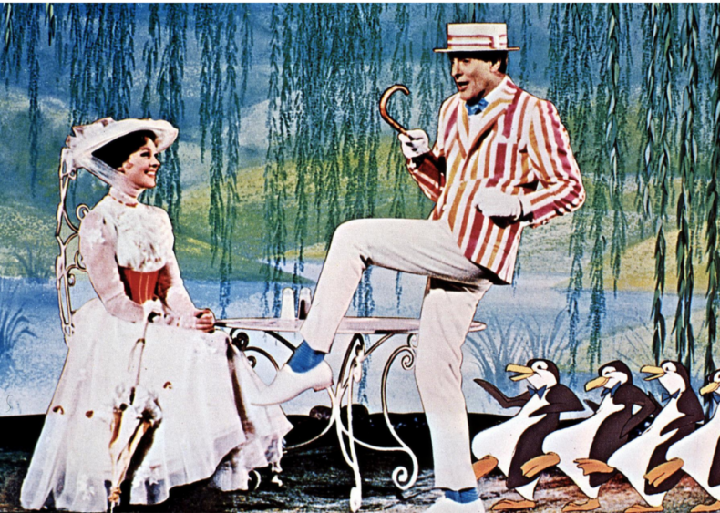1965: 'Mary Poppins' soundtrack by various artists