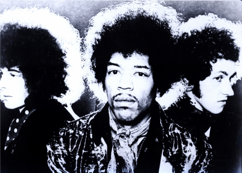"1968: ""Are You Experienced?"" by The Jimi Hendrix Experience"