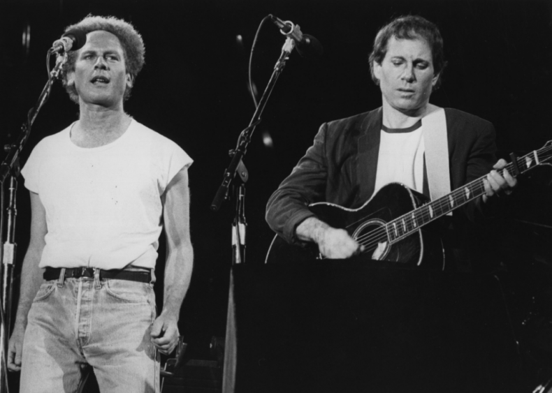 1970: 'Bridge over Troubled Water' by Simon and Garfunkel