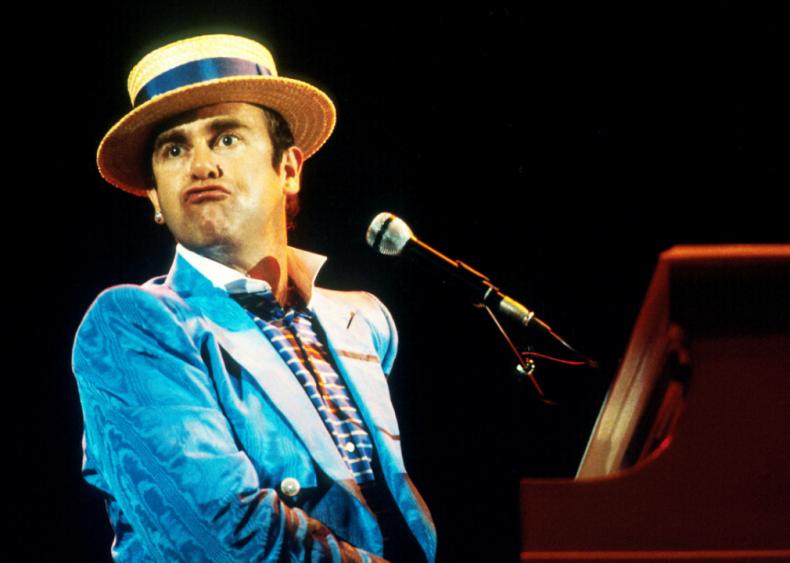 1974: 'Goodbye Yellow Brick Road' by Elton John